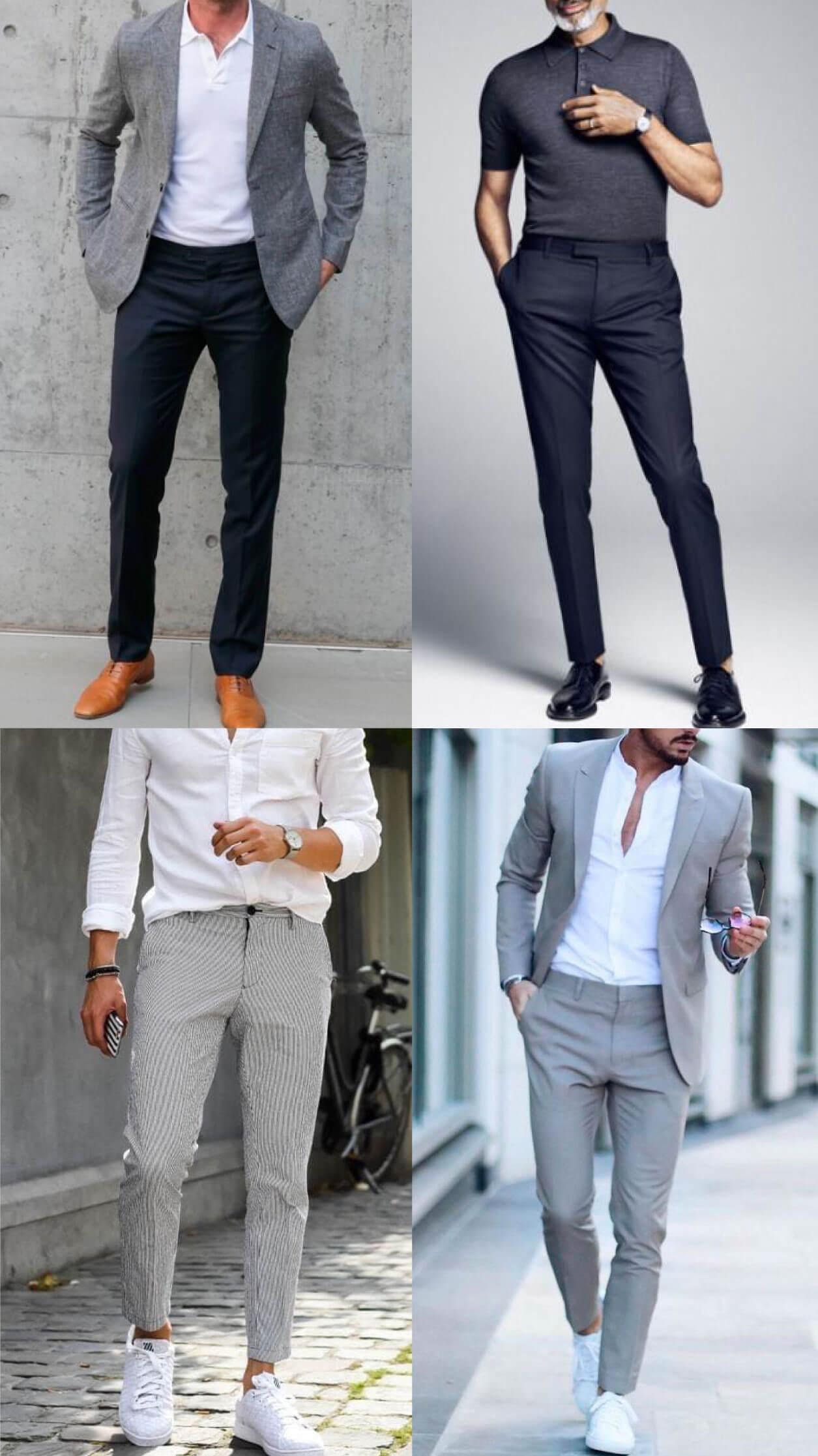 Roberts Pantalones De Vestir Tu Mejor Aliado Para Lograr Un Look Casual